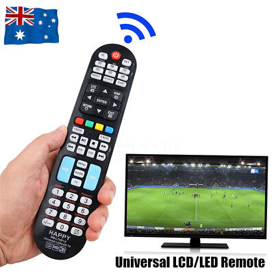 NO PROGRAMMING Universal LCD/LED Smart TV Remote for Samsung/TCL/Hisense/Sony/LG