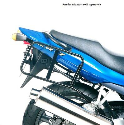 Kawasaki ZR - 7 / S Sidecarrier permanent mounted Black BY HEPCO AND BECKER