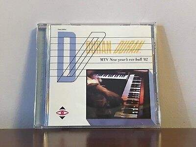 Duran Duran MTV's 2nd Annual New Year's Eve Rock'n'Roll Ball '82 CD w/The Pass