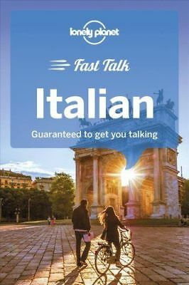 Italian Fast Talk Phrasebook Lonely Planet 2018