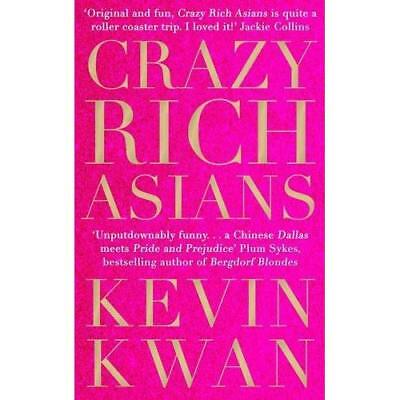 Crazy Rich Asians Kwan,kevin