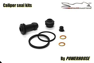 KTM Duke 125 rear brake caliper seal repair rebuild kit 2014 2015 2016 BYBRE