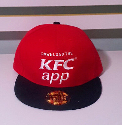 Download The Kfc App Limited Edition Kfc Australia 2018 Promotional Snapback