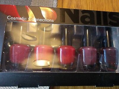 Nail Varnish Gift Set Cosmetic Connections New
