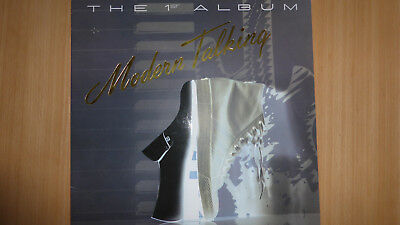 Modern Talking The 1st Album - LP - Hansa