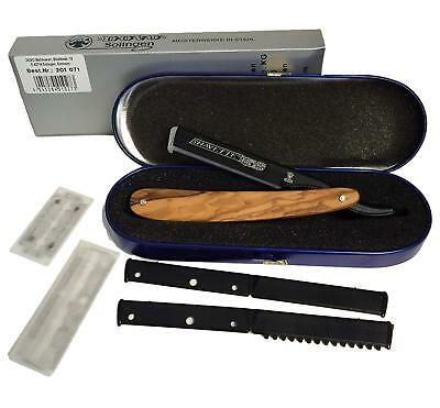 Dovo  Wood Shavette Straight Razor The best price for this brand,