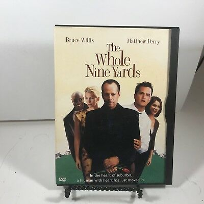DVD - The Whole Nine Yards - Bruce Willis, Matthew Perry