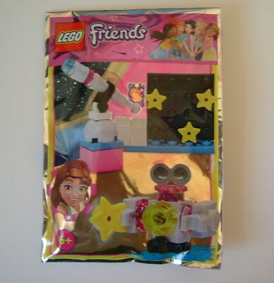 Lego Friends Bunny Playground Polybag Set 561804 BRAND NEW Factory Sealed