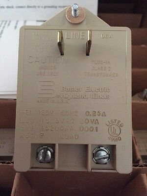 Alarm System Transformer  NEW Use on any 16.5 VAC system Made in USA! Pack of 6