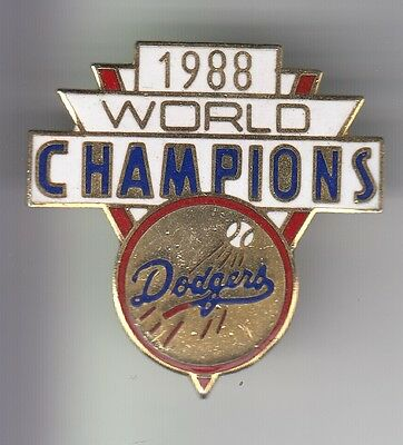 Rare Pins Pin's .. Sport Baseball Usa Dodgers Los Angeles World Champion ~Dj