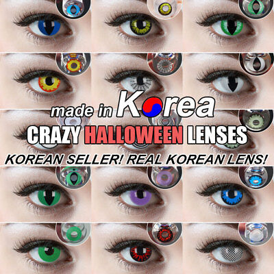 Vibrant Color Contacts Eye Lenses Colorblends Cosmetic Makeup Eye circle Lens