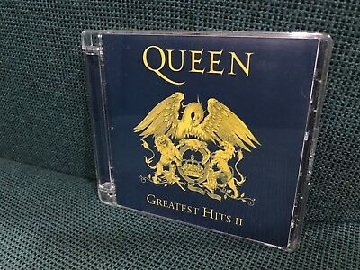 Queen 'Greatest Hits II' Remastered Edition Thai Promo CD