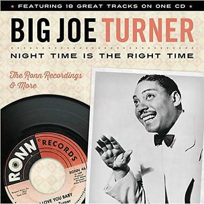 Night Time Is the Right Time Big Joe Turner CD