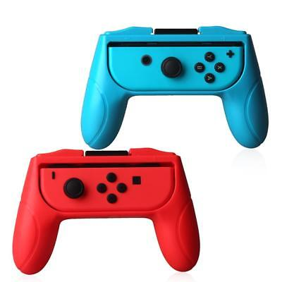 1Pair Left + Right Hand Grip Stand Holder for Nintendo Switch Joy-Con Controller