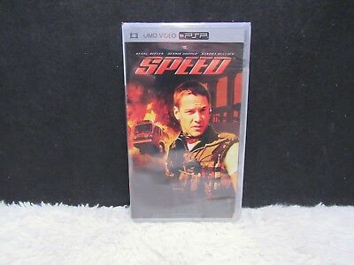 UMD Video for PSP, Speed with Keanu Reeves, Widescreen 20th Century Fox