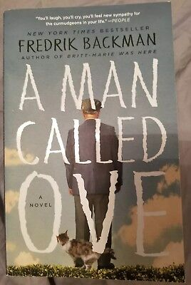 A Man Called Ove: A Novel