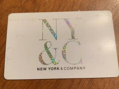 New York and Company gift card $100