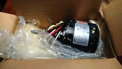 MODEL  F48R06C04 NEW A O SMITH 1//4 HP SINGLE PHASE FAN MOTOR