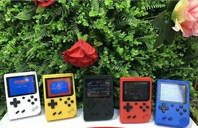 Retro Mini Handheld Video Game Console Gameboy Built-in 400 Classic Games US