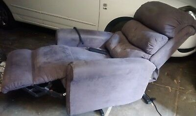 Epping Electric lift recliner chair with single motor East street furniture Aust