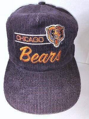 the best attitude f7e4b 03d13 germany lovely clark griswold chicago bears hat fabaa 02c75  denmark vintage  chicago bears corduroy snapback hat cap nfl 8b6c2 4cad4