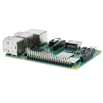 MagiDeal Raspberry Pi 3 B+ Motherboard 1.4GHz Quad-Core 64Bit Dual-Band WiFi