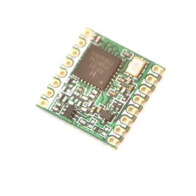 LoRa-TM Ultra WirelessTransceiver ModuleFSK 868MHz/915MHz/433MHz RFM95/RFM96 BDA