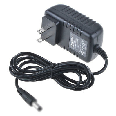 AC/DC Adapter Charger For Mackie ProFX4v2 4-Channel Professional Effects Mixer