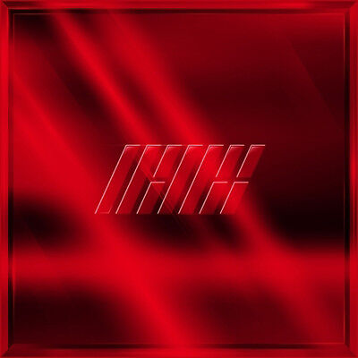 IKON REPACKAGE [THE NEW KIDS] Album RED 2CD+Photo Book+Card+Poster+Sticker+etc