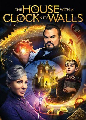 The House with a Clock in Its Walls  (DVD 2018) - Brand NEW!