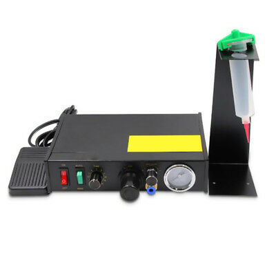 Semi-Automatic Glue Dispenser Machine Solder Paste Liquid Dispensing Machine new