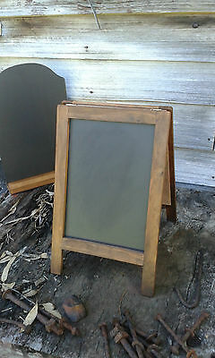 A Frame Chalkboard Blackboard Shop Counter Menu Board Specials Prices Greetings