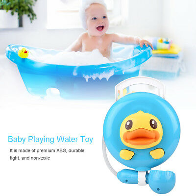 Baby Bathing Floating Rubber Squeaky Ducks Play Water Bathing Pool Tub Toys