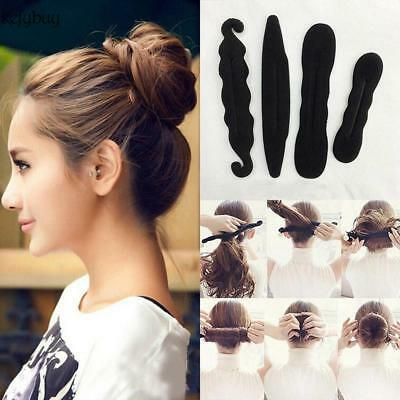 New Women Fashion Casual Party Sports Long Hair Styling Tool Accessories KFBY
