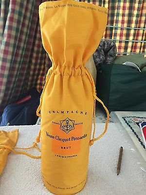 Veuve Cliquot Champagne Cooler Carry Bag - x2