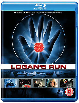 Logan's Run (Blu-Ray) Michael York, Jenny Agutter, Richard Jordan