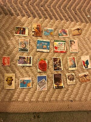 Bulk Lot X 20 Australian Stamps from 70s, 80s, 90s