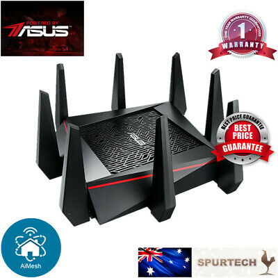 New OEM Asus RT-AC5300 Tri-Band Wireless Gigabit MU-MIMO Gaming Router AIMESH