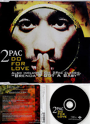 2pac Do For Love 1997 Cd 369 Picclick