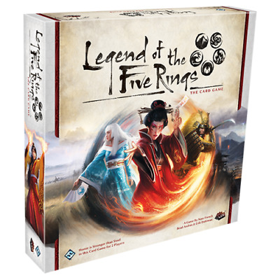 Legend of the Five Rings Core Set - Sealed Brand New - FFG LCG