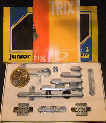 Trix  Junior  5002   Metallbaukasten No 2 #L000