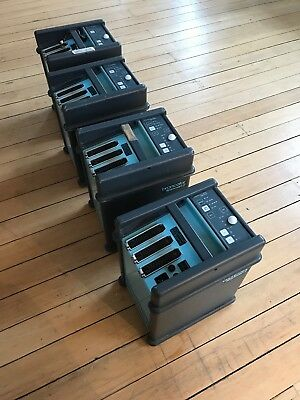 Broncolor Flashman Packs X4 Untested