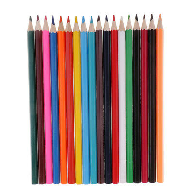 18pcs Art Painting Drawing Pencils Coloring Pencils Kids Gifts Stationery