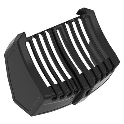 Kuryakyn - 6418 - Precision Oil Cooler Cover, Gloss Black