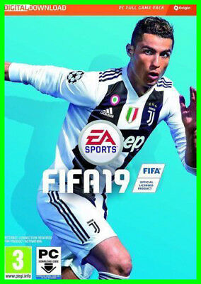 Fifa 19 Origin Key (Eng) Global All🔑cd-Key🔑 For Pc 🖥 | 🔥fast-Delivery 🔥