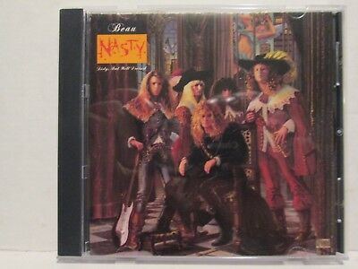 Beau Nasty - Dirty But Well Dressed 1989 WTG Records Rare OOP HTF