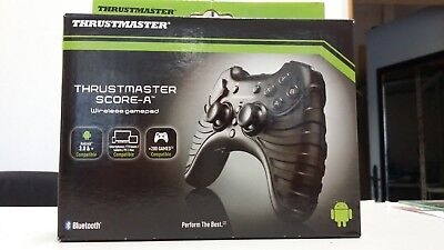 THRUSTMASTER SCORE-A Wireless Game Pad Bluetooth compatib. Windows, Android, Mac