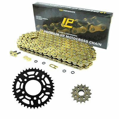 For Honda NV400 VLX400 VRX400 VT600 NTV650 525 Motorcycle Chain Sprocket Kit Set