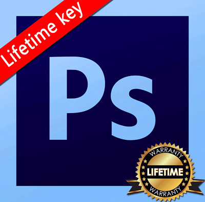 Photoshop CS6 editing software✔️Lifetime Geniune License Key✔️[Instant Delivery]