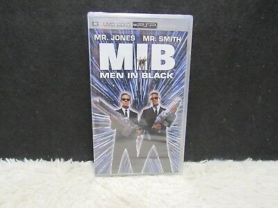 UMD Video for PSP, Men in Black with Will Smith, Widescreen Columbia Pictures